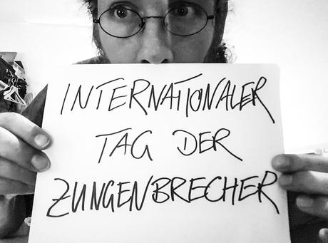 Kuriose Feiertage - 13. November - Internationaler Tag der Zungenbrecher - International Tongue Twister Day (c) 2016 Sven Giese-1