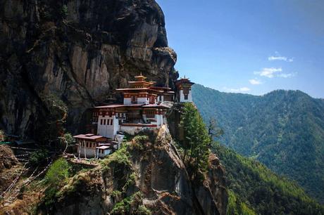 bhutan reise
