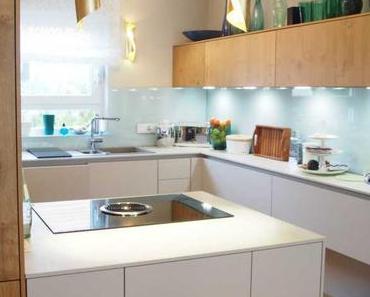 Umbau Wohnhaus in Mainz 2 – Küche vorher – nachher