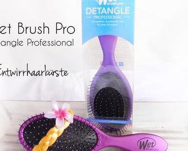 The Wet Brush Pro - Detangle Professional - Profi Entwirrbürste  - Efalock