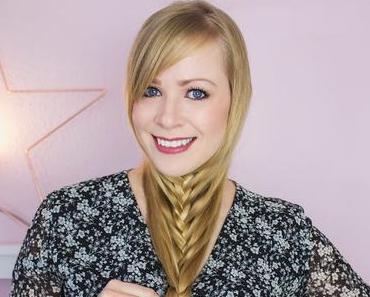 2-Minuten-Frisur für lange Haare