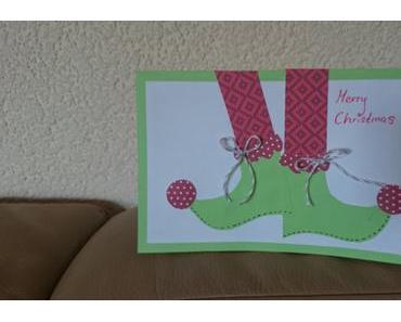 DIY – Weihnachtskarten 3.0
