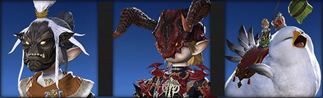 Final Fantasy XIV ©Square Enix