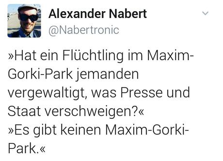AfD – Gorky Park? Everywhere?