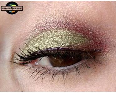 [Eyes] trend IT UP SCARABEO EYE SHADOW 010 mit INFINITELY BEAUTY EYE SHADOW 010