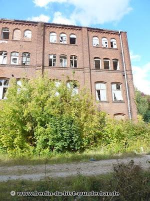berlin, spindler, industrie, fabrik, verlasse, rewatex