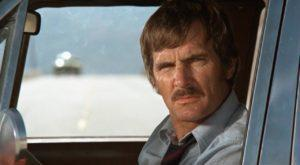 """Steven Spielberg, 1971: """"Duell"""" mit Dennis Weaver"""