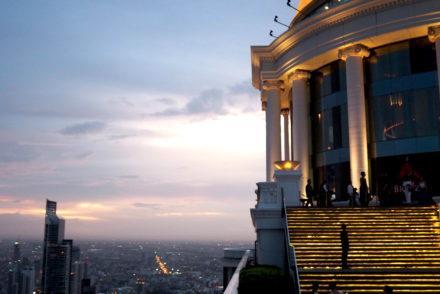 Bangkok, Hotel Review, Lebua Resorts, Hangover