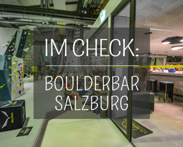 Klettern und Kaffee: Boulderbar Salzburg