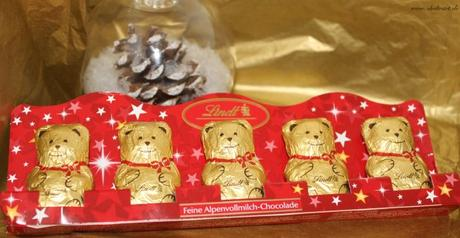 Lindt Teddy Variationen 2016