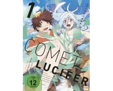 Anime Review: Comic Lucifer Volume 1