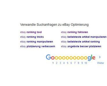 Amazon & eBay Ranking optimieren