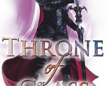 Throne of Glass >> Königin der Finsternis << Sarah J. Maas