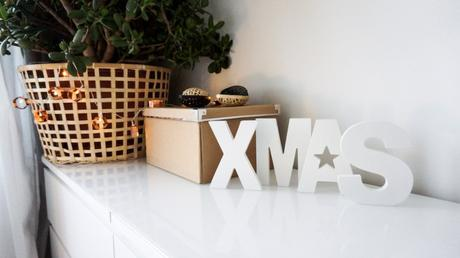 Christmas Bedroom Inspiration | Blogmas 1