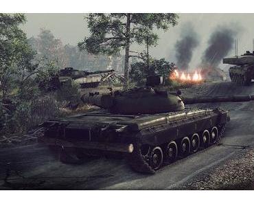 Armored Warfare: Das Update Balance 2.0 soll den Weg für die Zukunft ebnen