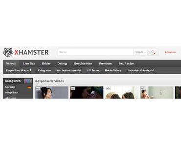 xHamster dementiert den Porno-Hack