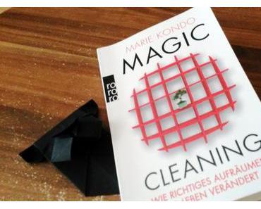 """Let´s read: """"Magic Cleaning"""" (die KonMarie-Methode)"""