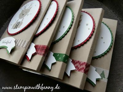 Adventskalender-To-Go + KURZANLEITUNG