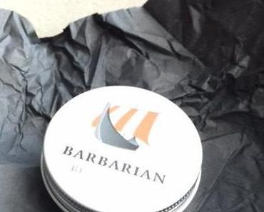 Die Rückkehr der Wikinger – Barbarian Beard Balm