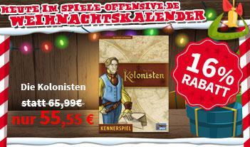 5.Tag - Spiele-Offensive Adventkalender 2016
