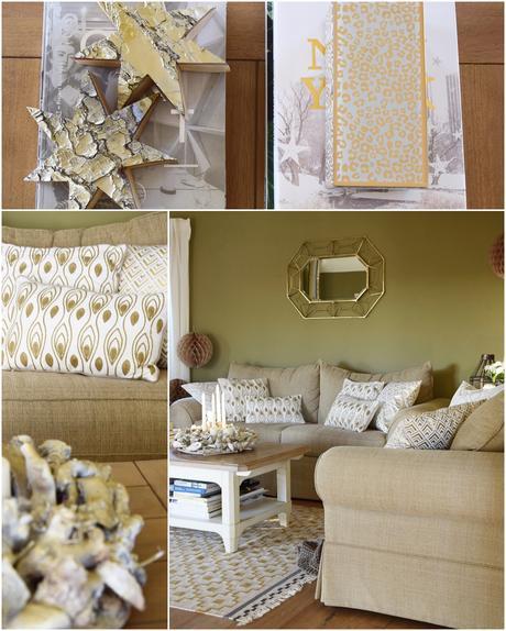 Dekotipps Fur Wohnzimmer ~ Mein gemütliches wohnzimmer zur weihnachtszeit und deko