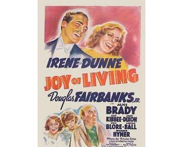 Joy of Living – 1938