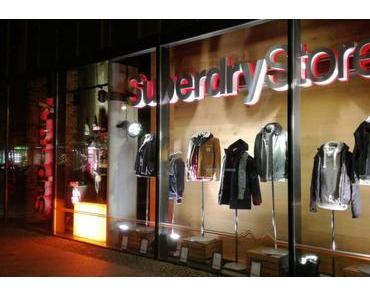 SuperDry – größter Flagshipstore Neueröffnung am Ku'damm