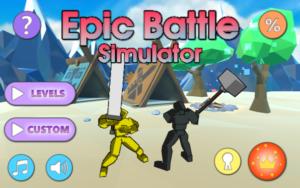 Epic Battle Simulator im Test
