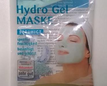 [Review] Schaebens Professional Hydro Gel Maske + Nivea Sensual Pflegelotion Entspannender Duft sinnlicher Vanille (LE)