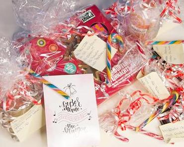 "Tauschpaket ""Get ready for christmas"" mit Beauty und Blog"