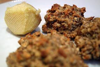 Ingwer-Nuss-Cookies