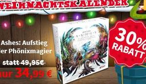 9.Tag Spiele-Offensive Adventkalender 2016
