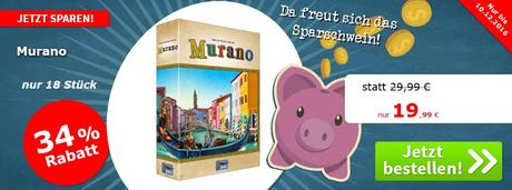 Spiele-Offensive Aktion - Gruppendeal Murano