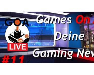 Games On Air Gaming News #11