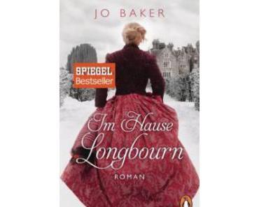 """Leserrezension zu """"Im Hause Longbourn"""" von Jo Baker"""