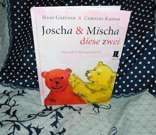 Joscha und Mischa diese zwei – Kinderbuch