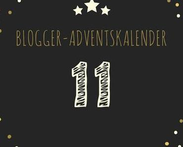 Blogger-Adventskalender Türchen Nummer 11