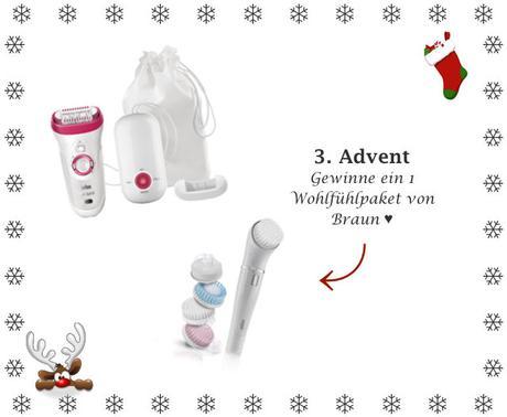 giveaway, christmas, advent, adventskalender, silk-epic, braun, epilierer, facespa, spa