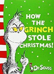 """Lesetipp: """"Wie der Grinch Weihnachten gestohlen hat"""" (Theodor Seuss Geisel)"""