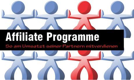 affiliate programme geld verdienen
