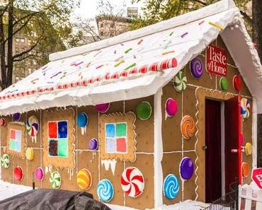 Lebkuchenhaus-Tag in den USA – der amerikanische Gingerbread House Day