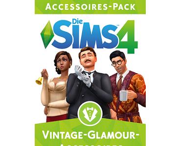 Die Sims 4 - Vintage-Glamour-Accessoires