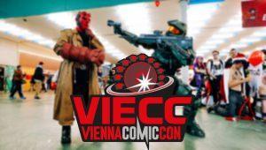 Das war die Vienna Comic Con 2016!