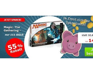 Spiele-Offensive Aktion - Gruppendeal Magic: The Gathering - Das Brettspiel