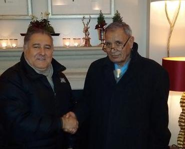 Von Wölfen umzingelt - Interview mit Salih Gado, einem syrisch-kurdischen Politiker
