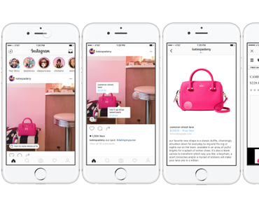 Instagram Shopping: Der neue Versuch des Social Commerce