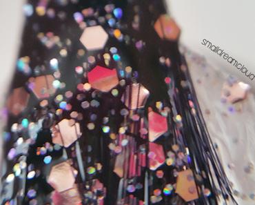 Manhattan -glitter nail polish disco diva 110