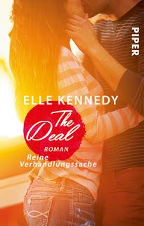 Off-Campus 01 - The Deal: Reine Verhandlungssache von Elle Kennedy
