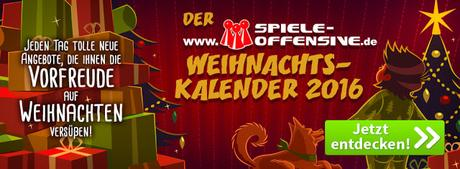 17.Tag - Spiele-Offensive Adventkalender 2016