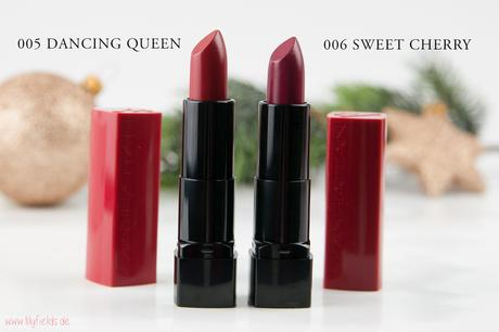 Manhattan - GLAM RED - Christmas Edition Lippenstift